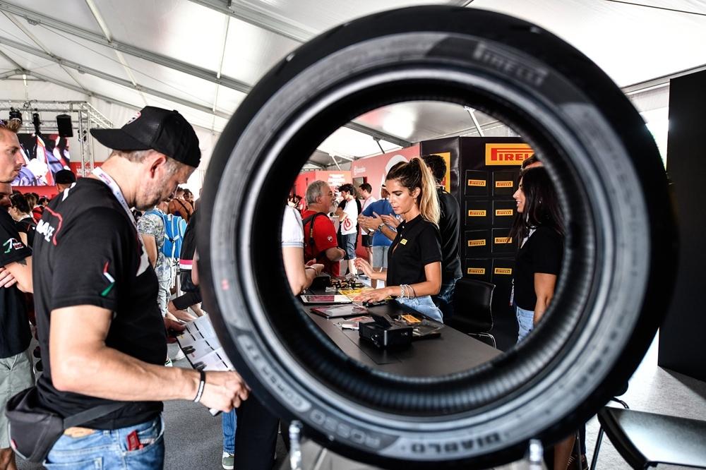 Мотофестиваль World Ducati Week 2018 (фото, видео)