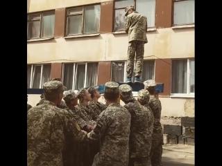 Д - доверие #армия #солдаты