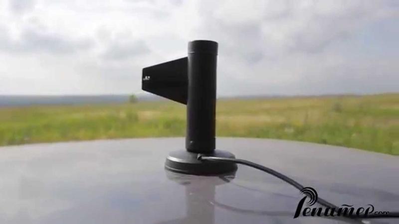 Тест 3G и 4G антенн на магнитном основание