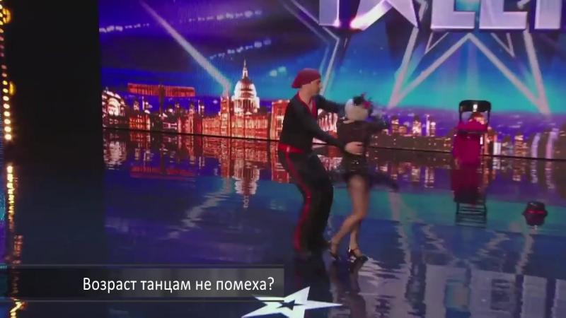 Про танцы на Даль-ТВ. Хабаровск