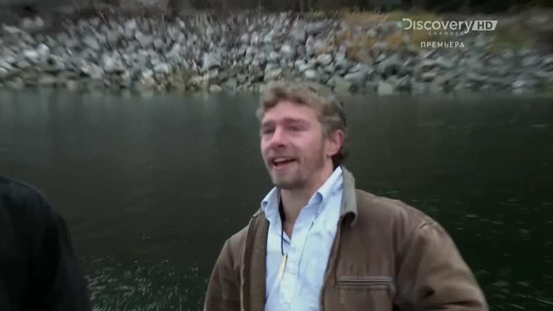 Alaskan Bush People / Аляска: Семья из леса - Кто будет капитаном? (Отрывок)