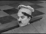 Dough and Dynamite (1914) Charles Chaplin, Chester Conklin