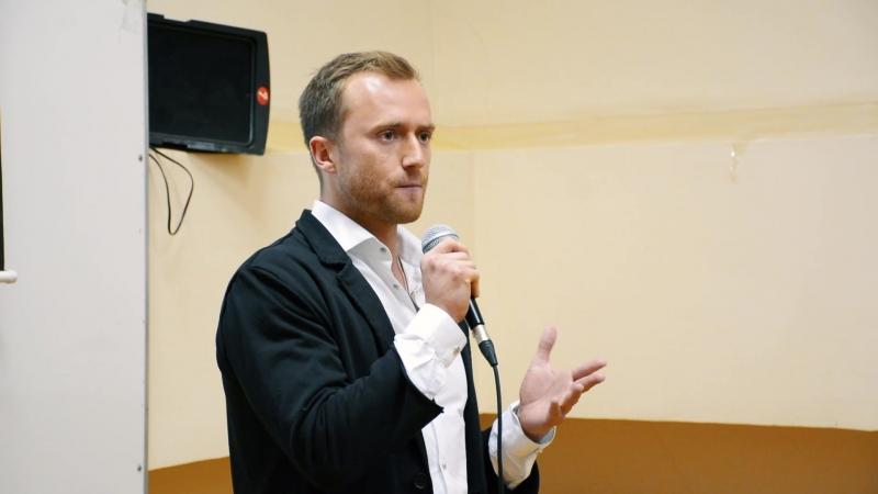 Премьера фильма Собибор на показе Киноклуба ФАД ИАИ РГГУ (31 мая 2018 г.)