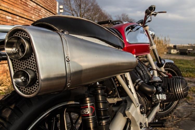 Toro Moto: кастом BMW R65 Toro Moto