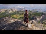 Трейлер воссоздания древней Греции в Assassins Creed: Odyssey.