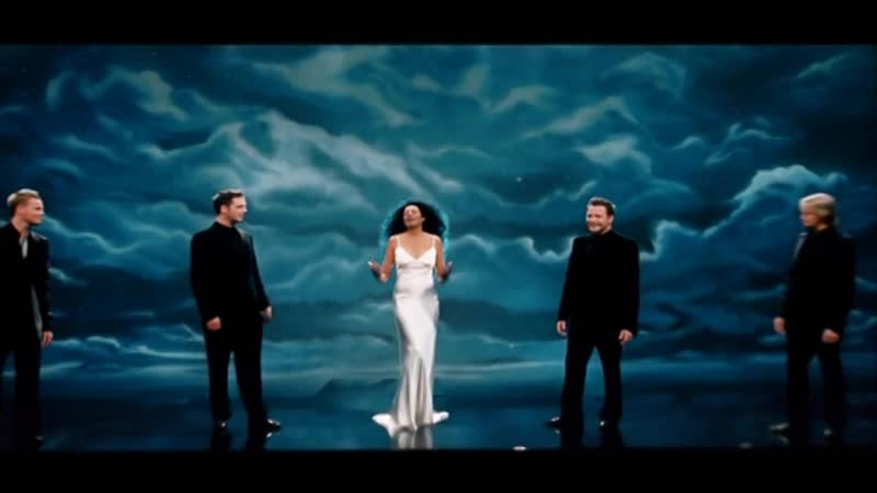 Westlife Ft. Diana Ross - When You Tell Me That You Love Me (2005) [HD_1080p]