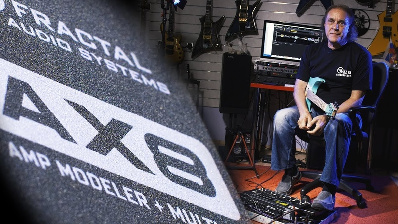 Владимир Холстинин. Арсенал. Fractal Audio Axe-Fx.