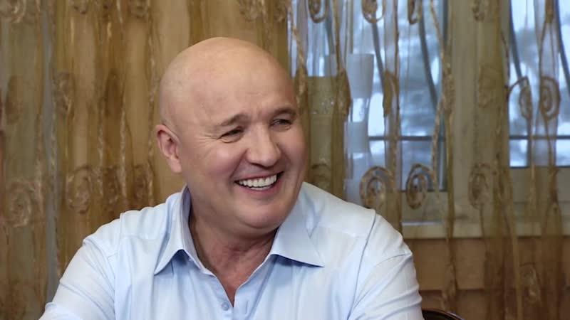 «Когда все дома» в гостях у Николая Лукинского