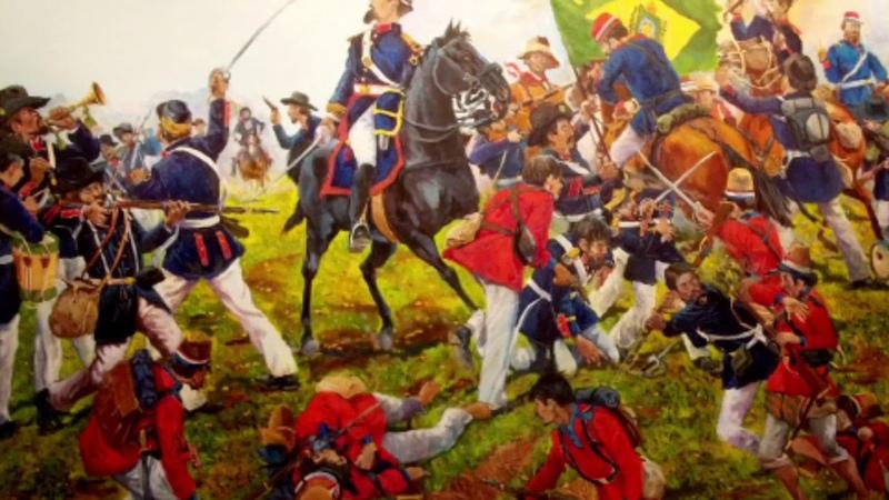Dom Pedro II - Sabaton (Carolus Rex)