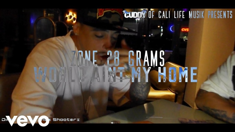 Cuddy, Zone 28 Grams - World Aint My Home (Official Video)