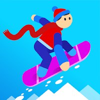 Ketchapp Winter Sports [Мод: без рекламы+деньги]