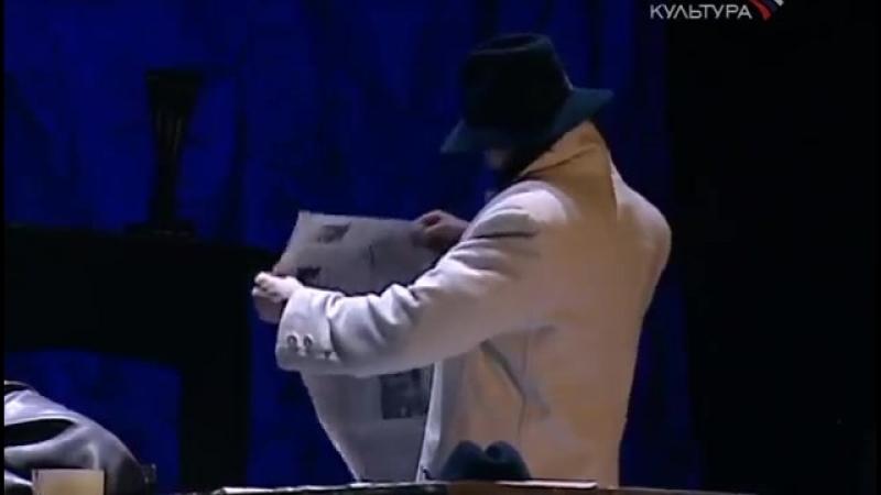 Ричард III спектакль Юрия Бутусова в театре Сатирикон