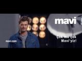 Kıvanç Tatlıtuğ ve Romee Strijd - Mavi - Çok Mu Çok Maviyiz! - Reklam Filmi - 2018
