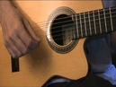 Smooth Operator Riff with Guitar-Percussion