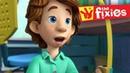 The Fixies ★ 1 HOUR MEGA COMPILATION ★ Fixies English 2017 | Cartoon For Children