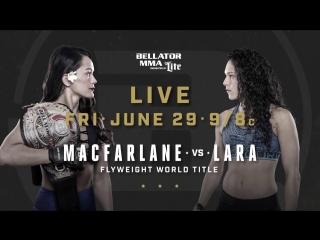 Официальный промо-ролик к турниру Bellator 201