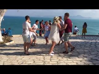 Rueda de Casino - Summer, Cuba in Tunisia (Beso Dance Family, Arkhangelsk & Los Amigos, Ekaterinburg)