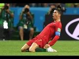 РОНАЛДУ УНИЧТОЖИЛ ИСПАНИЮ / Португалия - Испания ЧМ 2018 / Обзор Матча