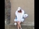 Джинсовая куртка с натуральным мехом, под заказ 450 рублей .