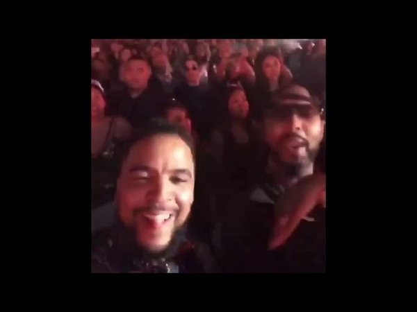 Adam and friends at Beys concert, all videos and photos, September 23
