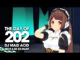 DJ MAiD ACiD @ Empire Club 2019.2.02( The Day Of 202 )