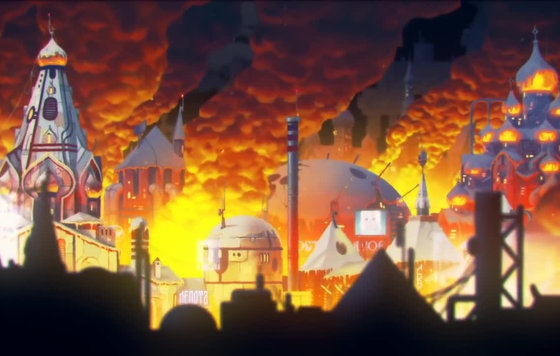 Видео к мультфильму Киберслав 2020 Промо трейлер