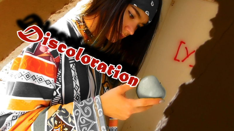 VideoSET - Discoloration
