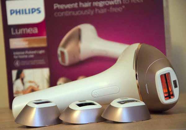 лазерное удаление волос Philips Lumea BRI956 Prestige