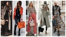 100 OUTFITS : Otoño Invierno 2018 - 2019   Fall 2018 Winter 2019 Fashion Trends