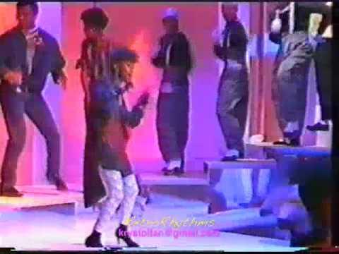 Pennye Ford performs Dangerous (1984 RBFunk)