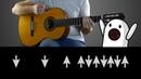 7 вариантов крутого боя на гитаре бой восьмерка
