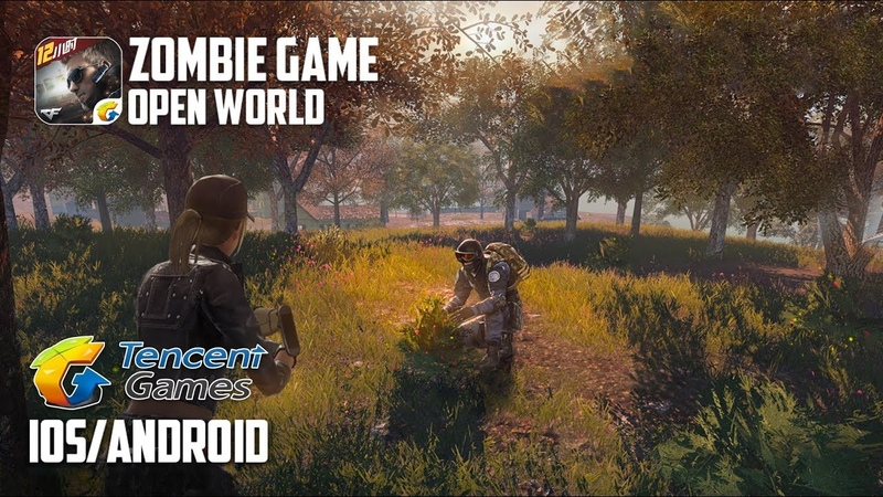 CROSSFIRE FINAL 12 HOURS iOS Android FIRST GAMEPLAY ZOMBIE BATTLE ROYALE