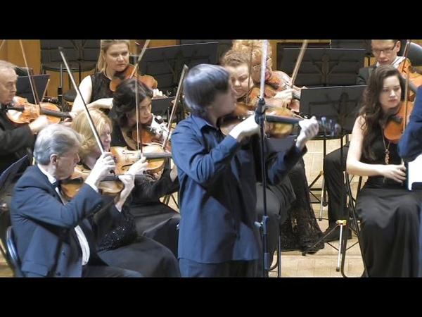 Vyacheslav Ermolaev(14 y.o, Novosibirsk) - Carmen Fantasie(F. Waxman)