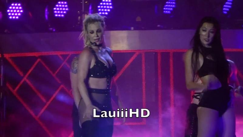 Britney Spears - I'm a Slave 4 You - Live in Sandviken, Sweden 11.08.2018 FULL HD