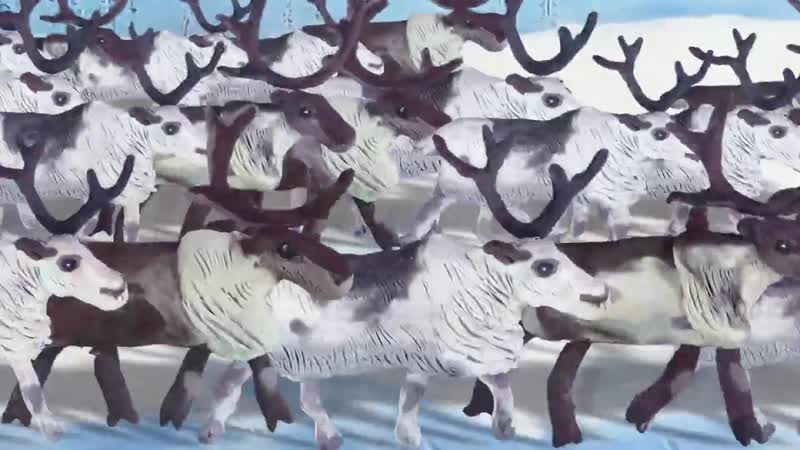 Мульти-Россия - Таймыр (Красноярский край)