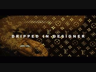 BJ Got Damn - Dripped In Designer (Directed By Solarshot)