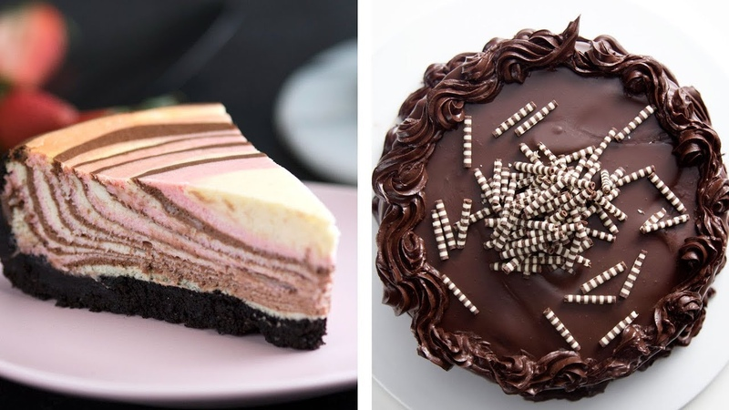 6 WILDLY Delicious Zebra Desserts You Need To Try | Tastemade