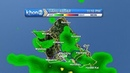Band of thunderstorms just offshore could bring heavy rain to Oahu overnight