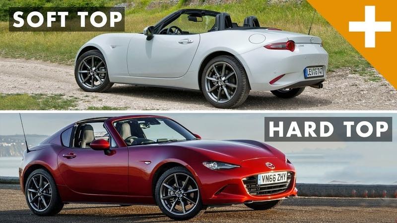 Mazda MX-5 RF vs Mazda MX-5 (Miata) - Carfection