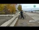В Ленске прошёл велоквест посвященный Декаде трезвости и Дню реки Лены