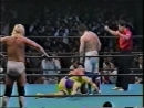 1991.12.06 - Dynamite Kid/Johnny Smith vs. Johnny Ace/Sunny Beach