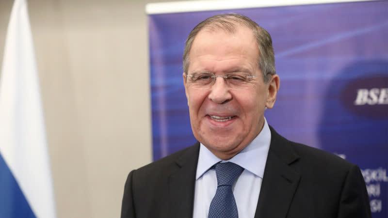 Пресс подход С В Лаврова по итогам рабочего заседания СМИД ЧЭС