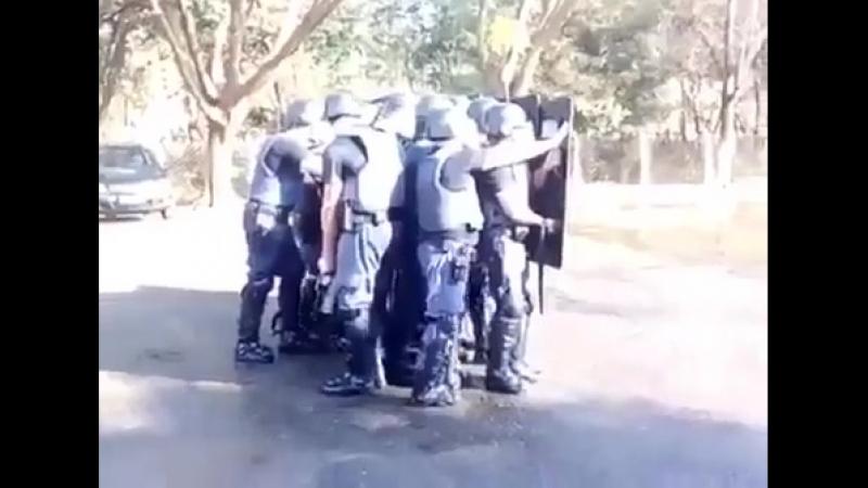 Спецназ против пожарных VIDEO ВАРЕНЬЕ