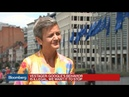 EU's Vestager on Record $5 Billion Google Fine in Android Probe