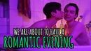 Romantic Evening   Gay Couple VLOG