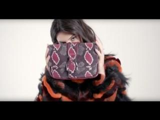 Кендалл для осенне-зимней рекламной кампании бренда «Longchamp»