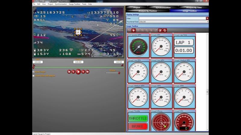 Вставляем телеметрию Inav blackbox в видео полетов.наложение телеметрии на видео