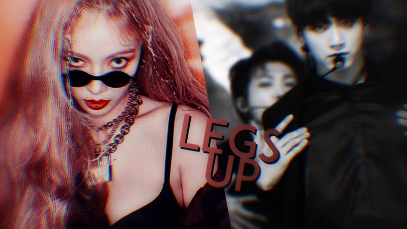 MULTISEXY.KPOP | LEGS UP「Collab」