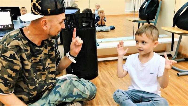 Танцор Леон | Мой главный помощник в группе бебиков | 2018
