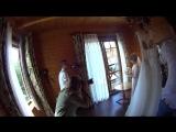 Бэкстайдж свадебной фотосессии в Вознесенской слободе